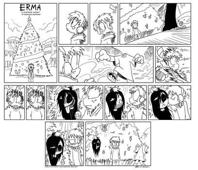 Erma X-mas Special #2 by OUTCASTComix