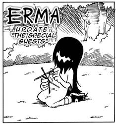 Erma Update- The Special Guests by OUTCASTComix