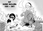 R.I.P. Haruo Nakajima