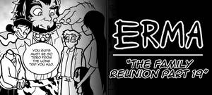 Erma Update- The Family Reunion Part 19 by OUTCASTComix
