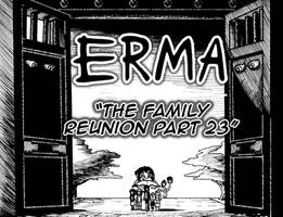 Erma Update- The Family Reunion Part 23 by OUTCASTComix
