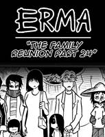Erma Update- The Family Reunion Part 24 by OUTCASTComix