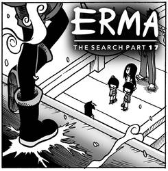 Erma Update- The Search Part 17 by OUTCASTComix