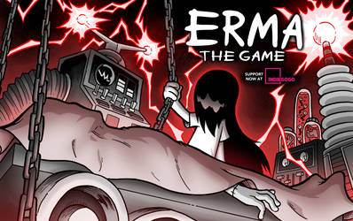 Erma The Game Indiegogo LAUNCH by OUTCASTComix