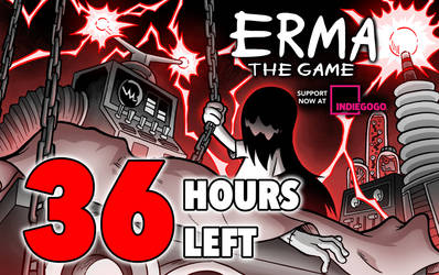 INDIEGOGO ALMOST OVER AND WE'RE ALMOST THERE by OUTCASTComix