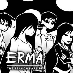 Erma Update- The Search Part 26 by OUTCASTComix