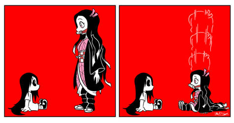 Erma and Nezuko