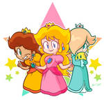 The Little Royal Cuties