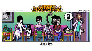 13 Days of Ermaween 2019- Day 10