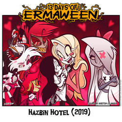 13 Days of ERMA-WEEN 2020: Day 1