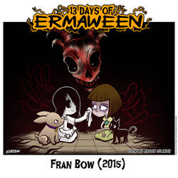 13 Days of ERMA-WEEN 2020: Day 2