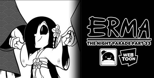 Erma Update- The Night Parade Part 33