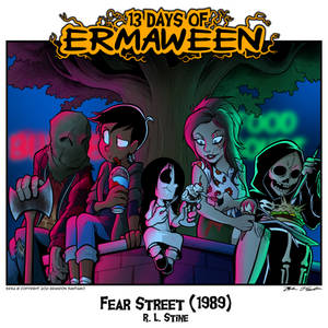 13 Days of ERMA-WEEN 2021: Day 1