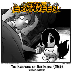13 Days of ERMA-WEEN 2021: Day 2