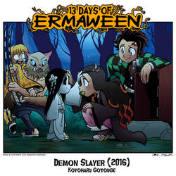 13 Days of ERMA-WEEN 2021: Day 3