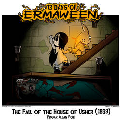 13 Days of ERMA-WEEN 2021: Day 4