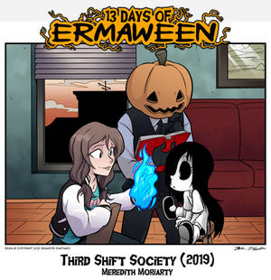 13 Days of ERMA-WEEN 2021: Day 5