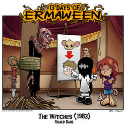 13 Days of ERMA-WEEN 2021: Day 6