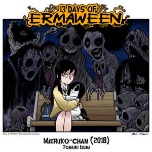 13 Days of ERMA-WEEN 2021: Day 7