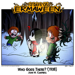 13 Days of ERMA-WEEN 2021: Day 8