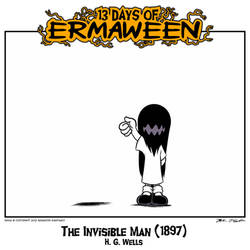 13 Days of ERMA-WEEN 2021: Day 9
