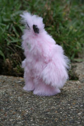 Pink Moog Bunny 2 by HollowShells