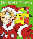 EVENT: PRESENT TIME!