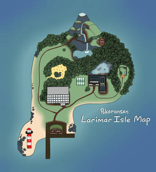 Larimar Isle Map 2019 by relyon