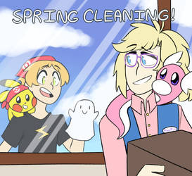 Spring Cleaning by relyon