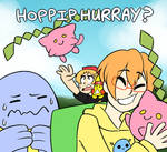 EVENT: HOPPIP HURRAY? by relyon