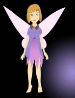 Jane, Fairy of Simplicity by nadda1984