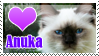 Love Anuka Stamp by nadda1984