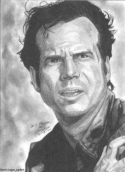 Bill Paxton portrait