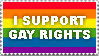 Stamp: Gay Rights by RogueDerek