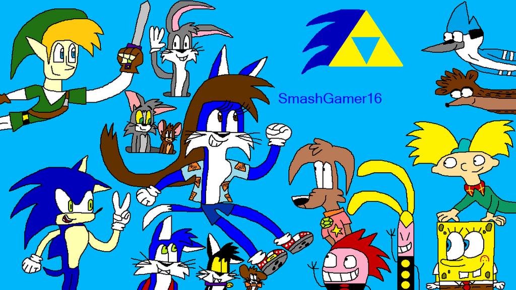SmashGamer16's Profile Picture