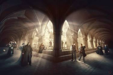 A day in Hogwarts
