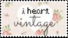 I Heart Vintage 3 by itsrouzy