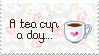 A tea cup a day... by itsrouzy