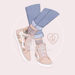 Simplistic shoes2