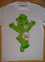 T-Shirt Oopsy bear by Ashelinka