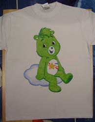 T-Shirt Oopsy bear 2 by Ashelinka
