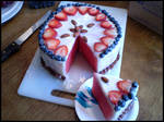 It's not cake?