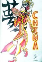 MC Women:China Two Dragons