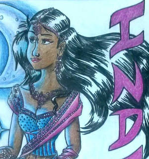 MC Women-India(Closeup)