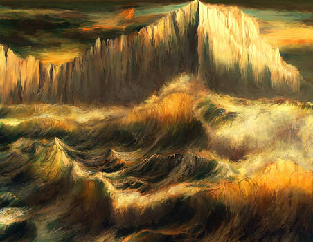 Waves of the Northern Seas, Serenei