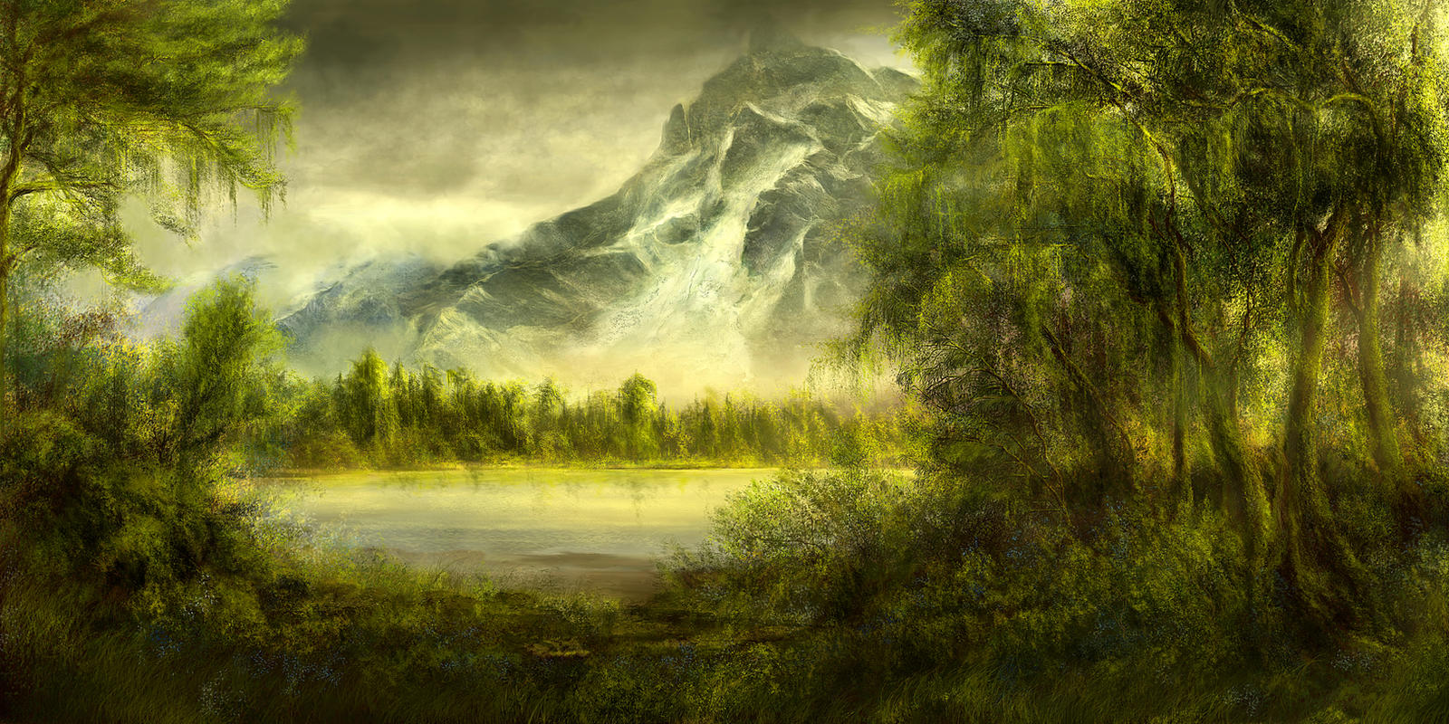 Tranquility by ValentiniaK