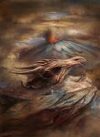 Extinction Of The Dragoth by Vladinakova