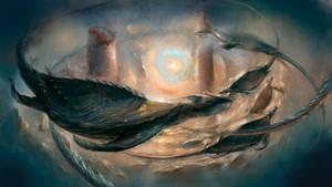 Deep under the Sea digital by Vladinakova