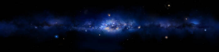 The Galaxy by Vladinakova