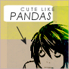L the panda avatar by Skulks